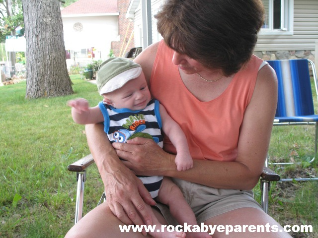 Fun In The Sun: Summer Time With A Newborn