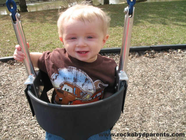 Fun In The Sun: Playing At The Playground