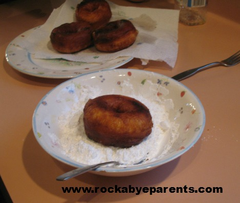 Egg Free Doughnut Recipe