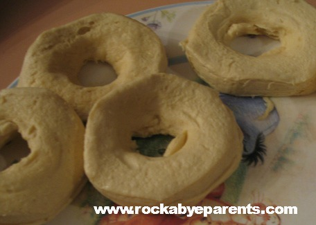 Preped Doughnuts