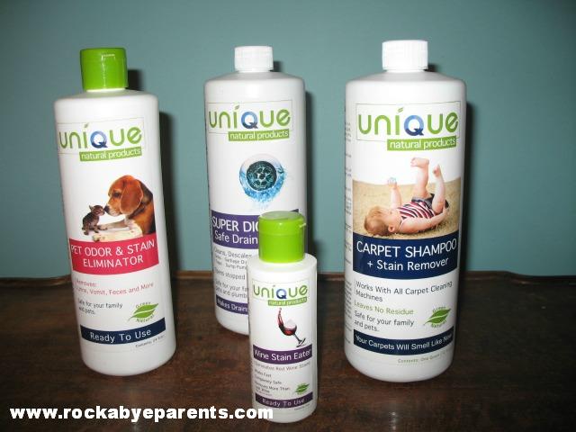 Unique Natural Products