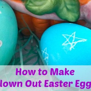 How to Make Easter Eggs to Decorate With