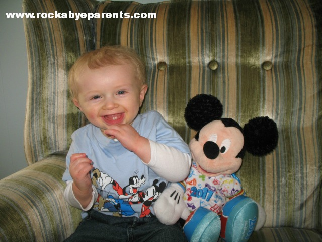 Mickey Mouse First Birthday Theme Ideas