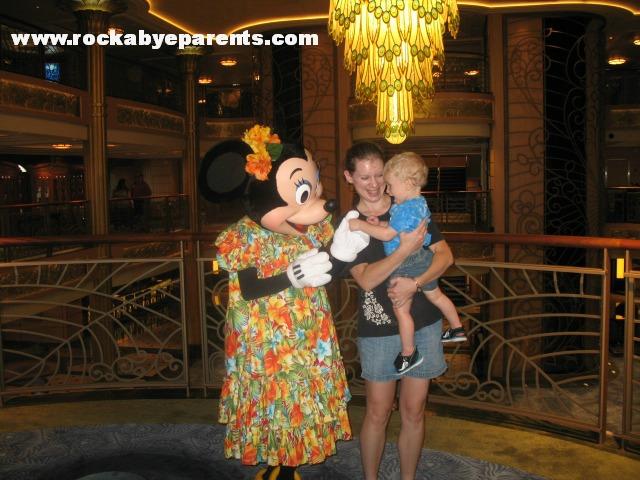 Meeting Minnie