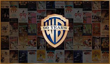 Warner Brothers 90 Years