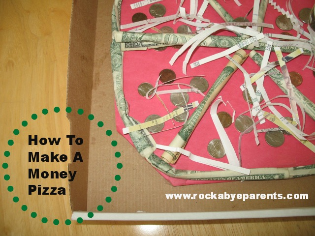 How To Make A Money Pizza