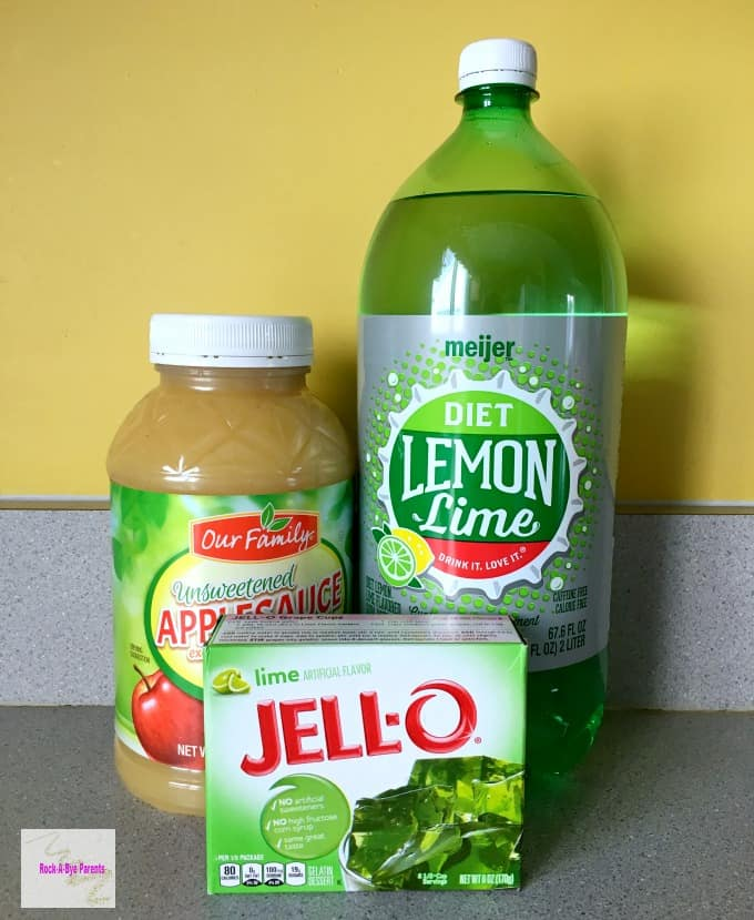 Applesauce Jello Recipe