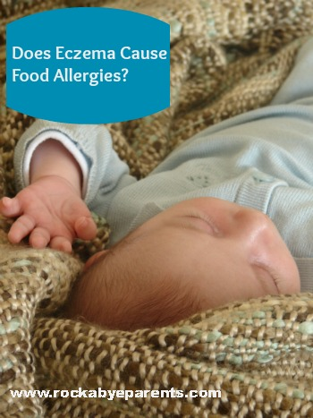 Does Eczema Cause Food Allergies