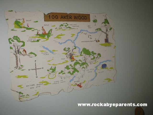 Hundred Acre Wood Decal