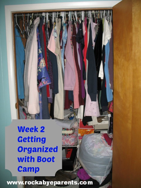 Week 2 Of Staying Organized With Buttoned Up