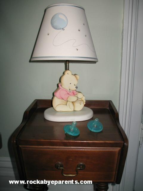Winnie the Pooh Lamp