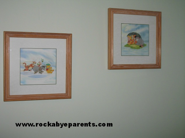 Winnie the Pooh Pictures WinterSpring