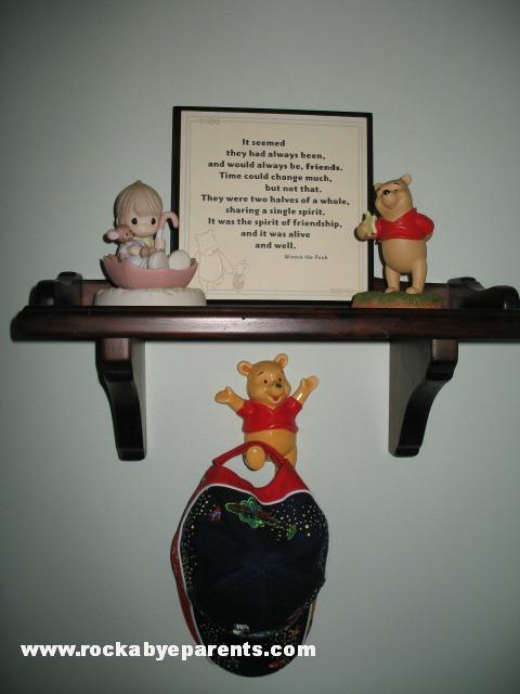 Winnie the Pooh Shelf