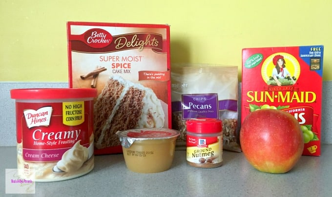 Harvest Cake Recipe