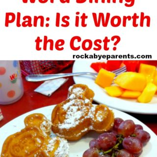 Walt Disney World Dining Plan: Is It Worth The Cost?