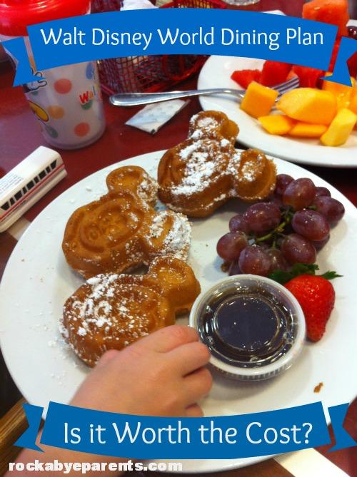 Walt Disney World Dining Plan