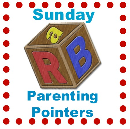 Sunday Parenting Pointers Banner