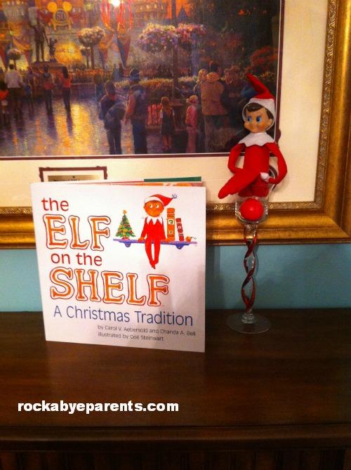 Elf on the Shelf - Christmas