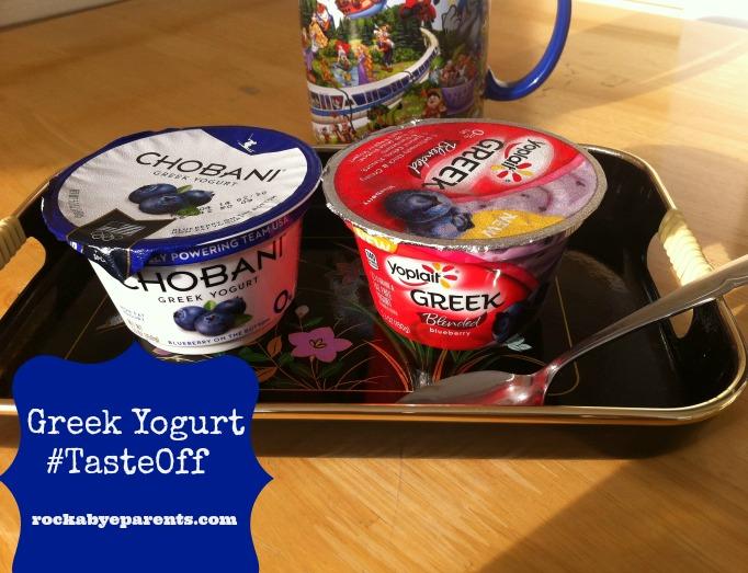 Greek Yogurt #TasteOff