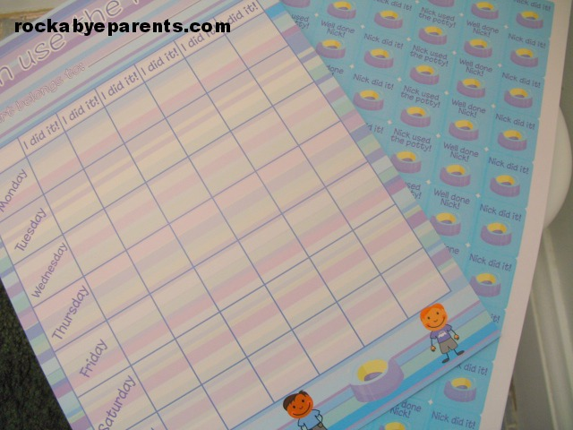Using School Stickers To Reward Behavior {Giveaway}