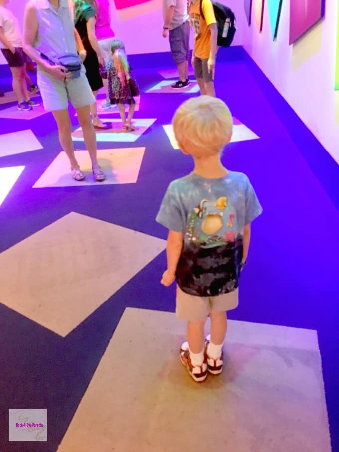 ImageWorks: Activites for Toddlers in Epcot