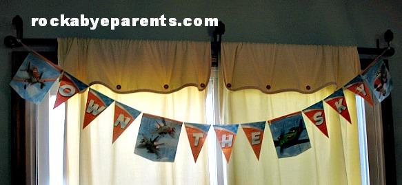 Disney's Planes Banner