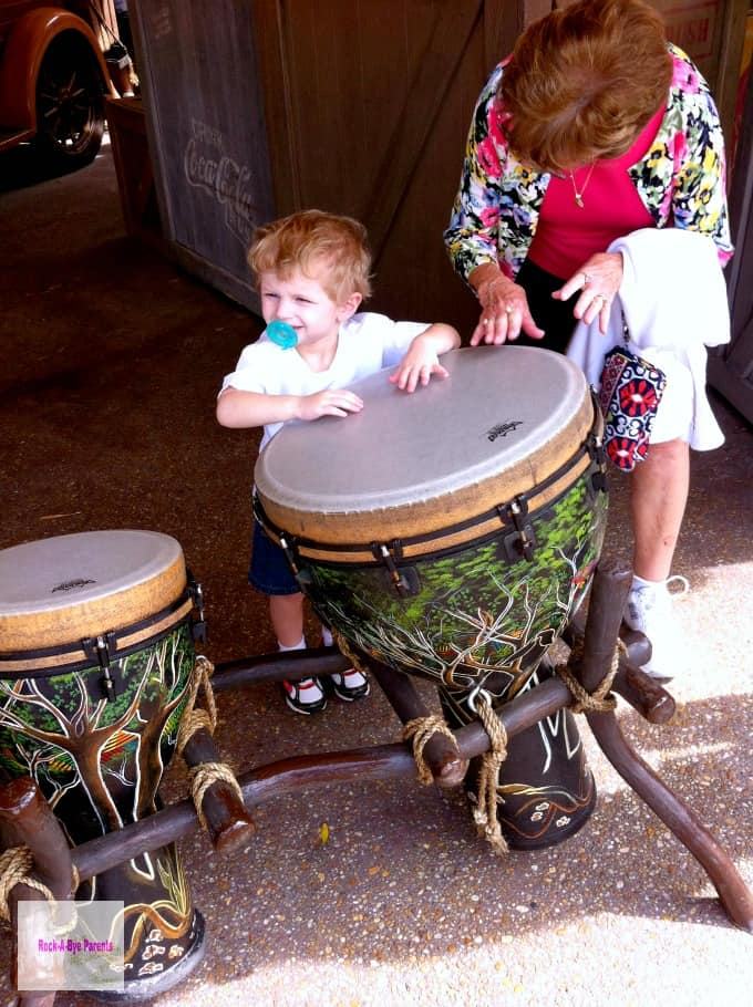 Fun Things for Toddlers to do in Epcot