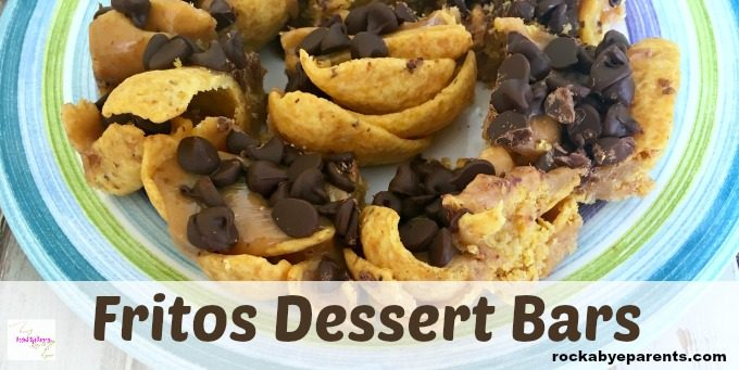 Corn Chip Dessert Bars