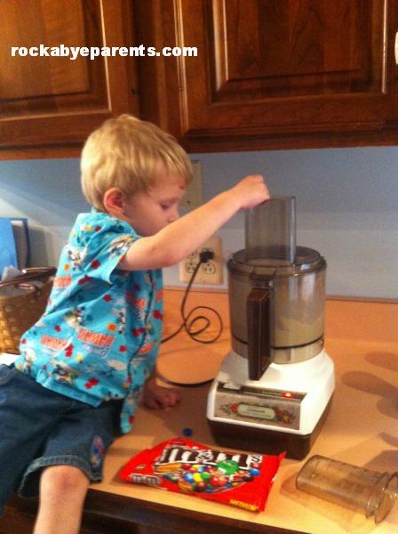 Adding Candy
