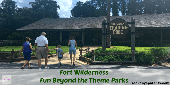 Fun Things to do at Disney's Fort Wilderness Resort and Campground