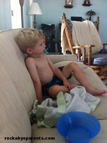 Movie Watching