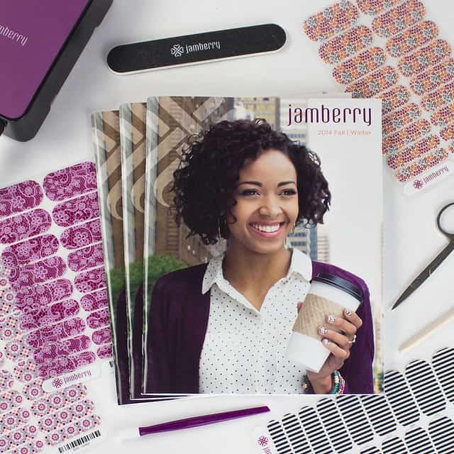 Jamberry Nails Fall/Winter 2014 Catalog