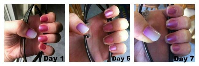 Jamberry 7 Day Challenge