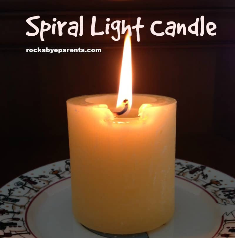 Spiral Light Candle: A New Twist On The Traditional Candle