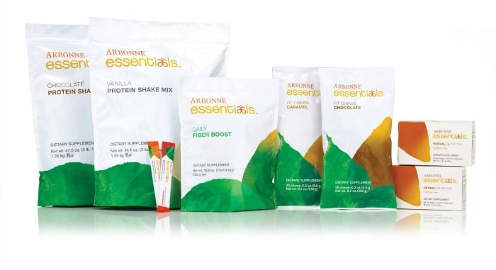 Arbonne Natural Beauty Products