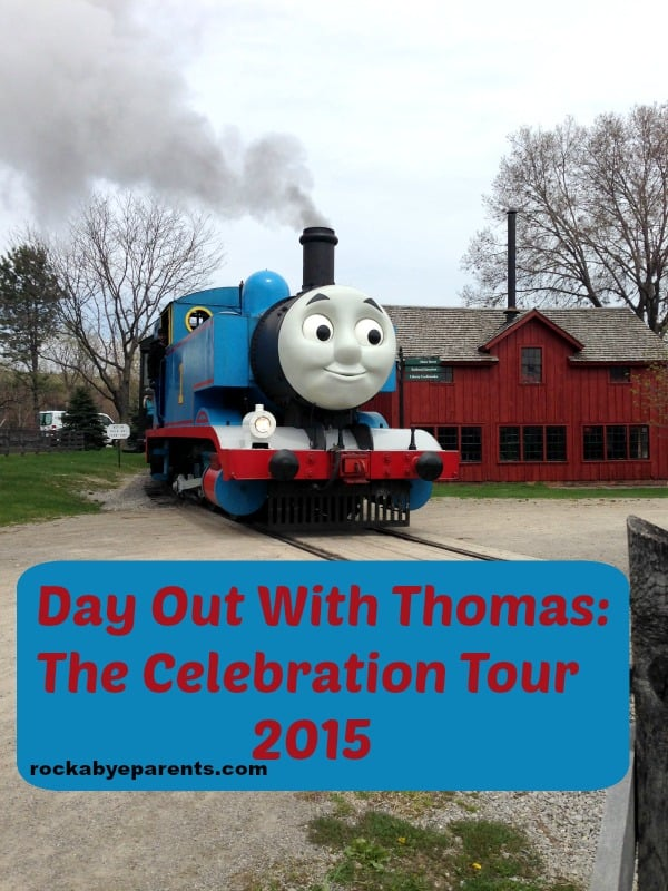 Day Out With Thomas: The Celebratio Tour