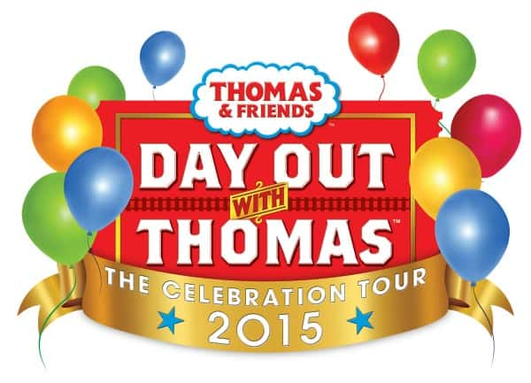 Thomas Is Coming Back! #dayoutwiththomas {Giveaway}