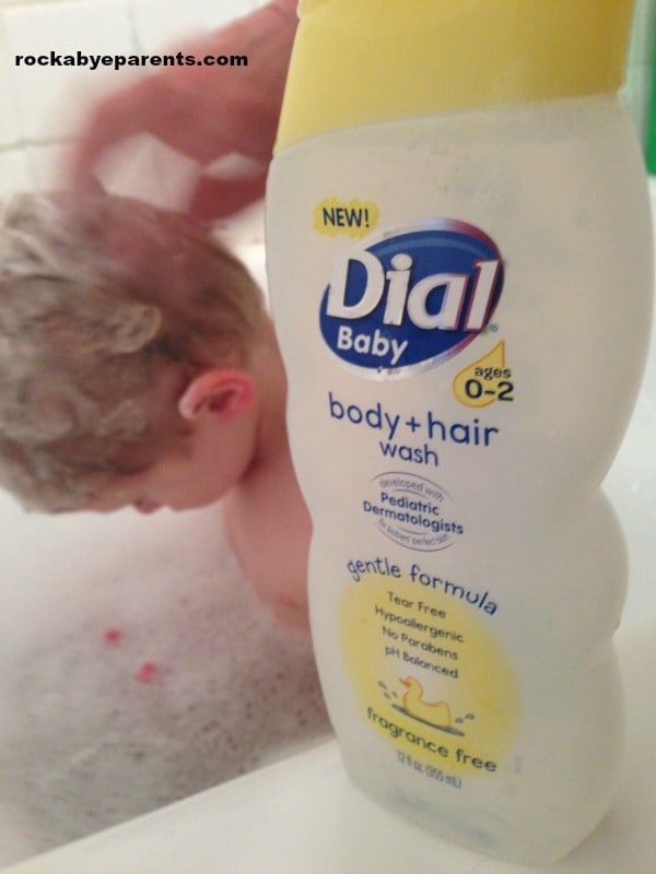 Dial Baby Body and Hair Wash