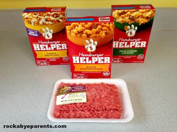 Hamburger Helper Flavors