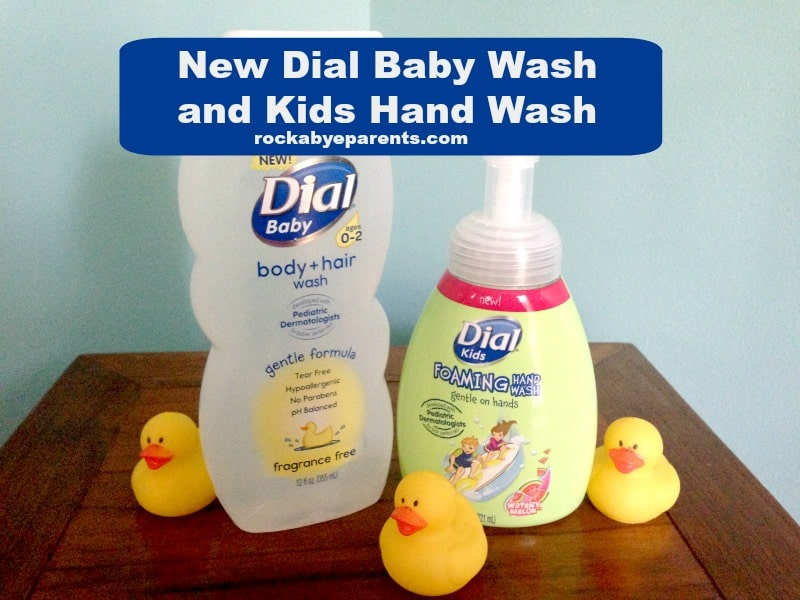 New Dial Baby Wash and Kids Hand Wash