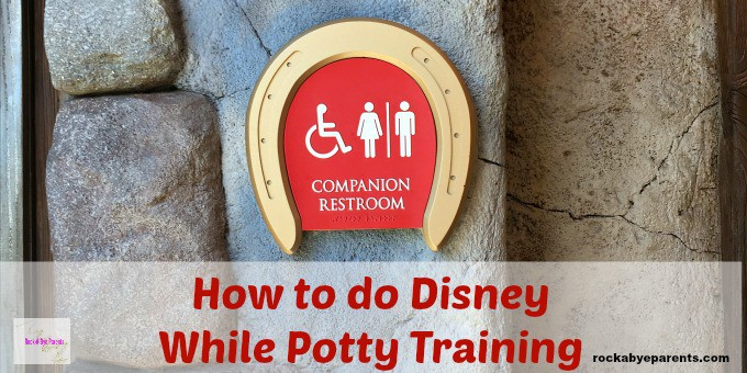 Potty Training at Disney