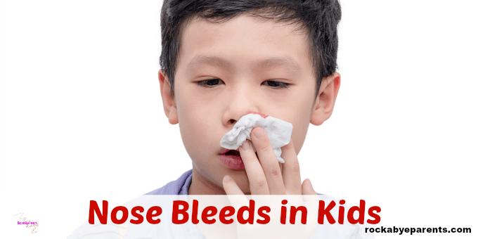 Bloody Noses in Kids