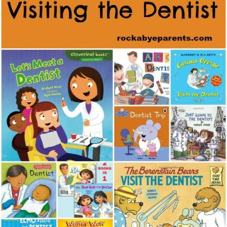 10 Books About Visiting The Dentist