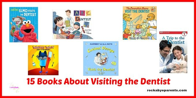 Books About the Dentist for Kids