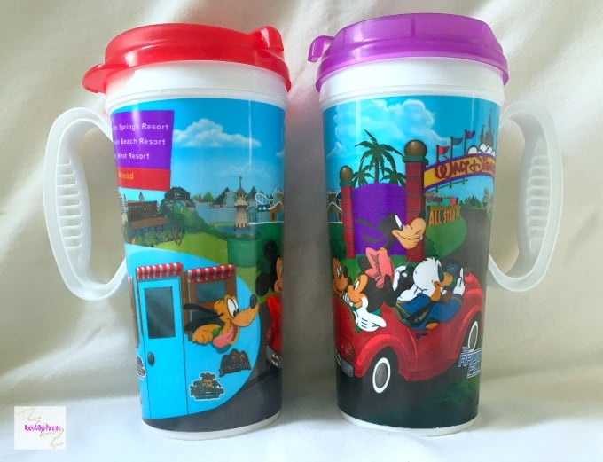 Save Money with Refillable Resort Mugs
