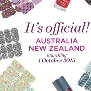 Celebrate Jamberry Heading Down Under! {Giveaway}