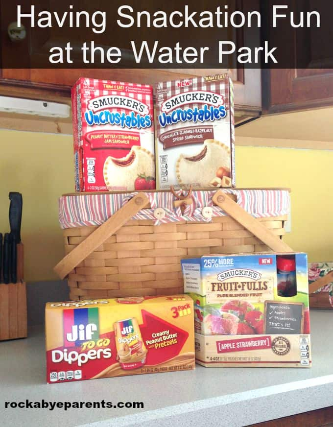 Having Snackation Fun at the Water Park - rockabyeparents.com