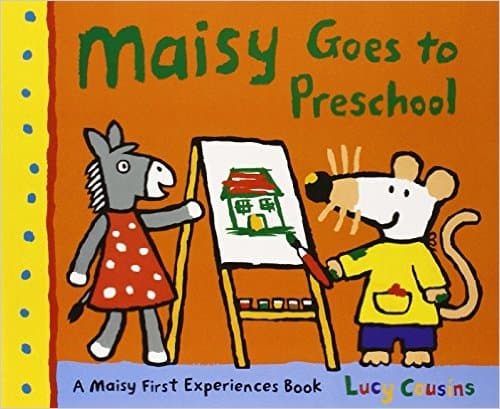7 Books About Going to Preschool - rockabyeparents.com
