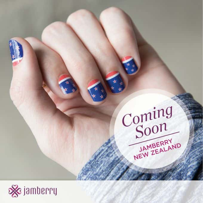 Celebrate Jamberry Heading Down Under! - rockabyeparents.com