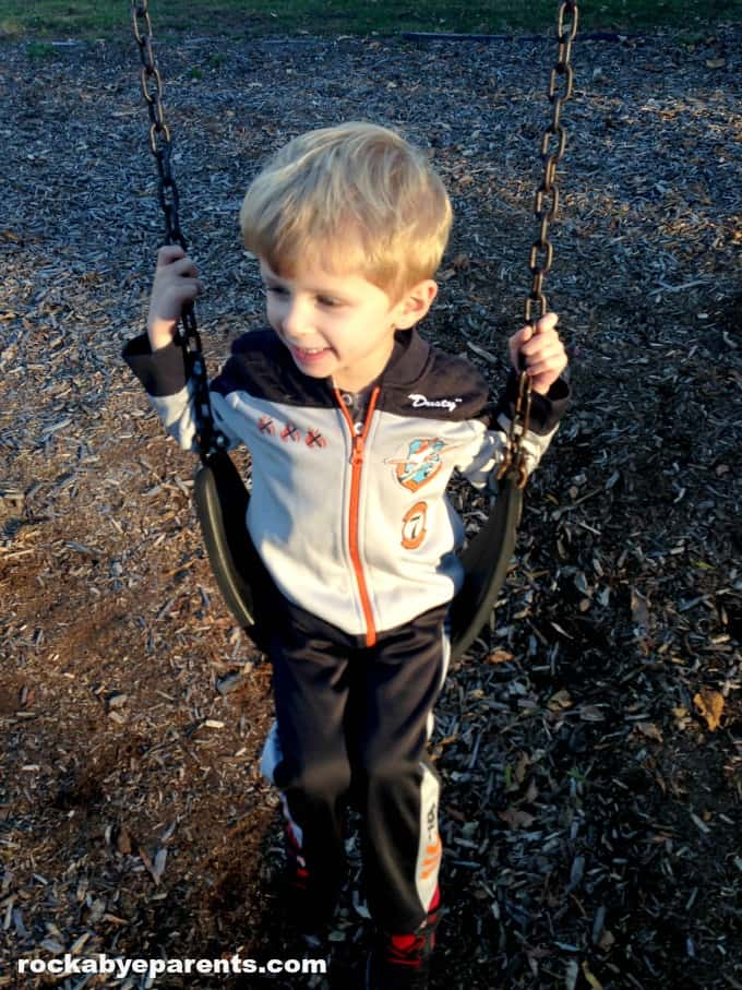Letters to my Son - December 2015 - rockabyeparents.com